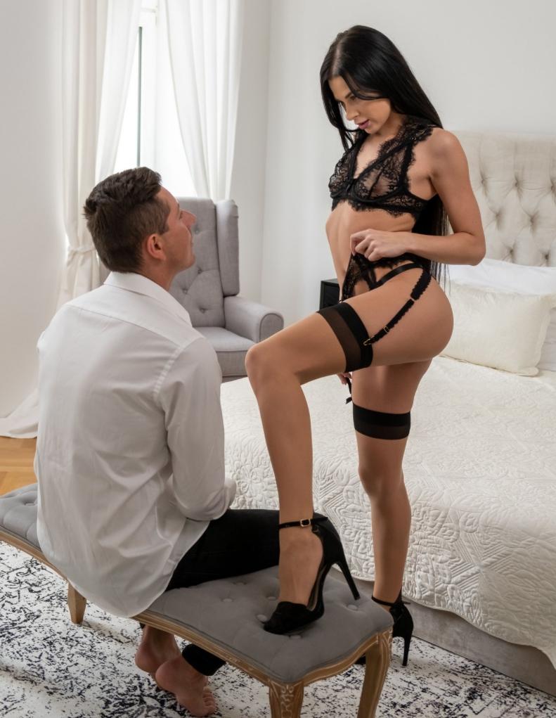 мужчина и проститутка